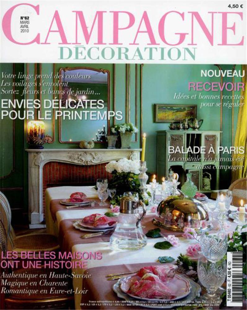 campagne d coration n 62 country decoration n 62 tom press. Black Bedroom Furniture Sets. Home Design Ideas