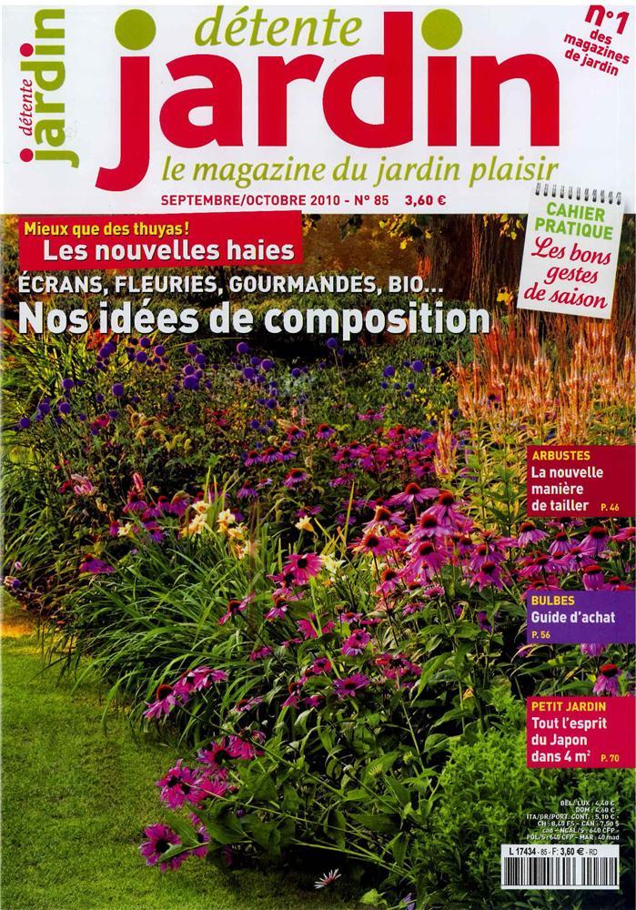 detente jardin n 85 garden relaxation n 85 - Detente Jardin