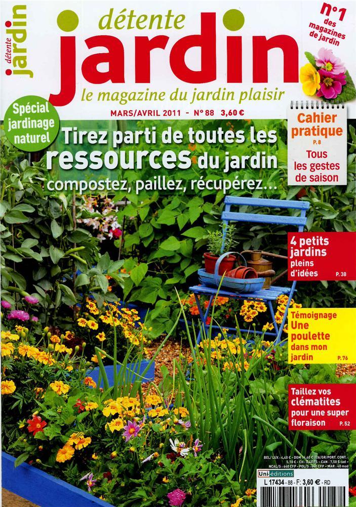 detente jardin n 88 garden relaxation n 88 - Detente Jardin