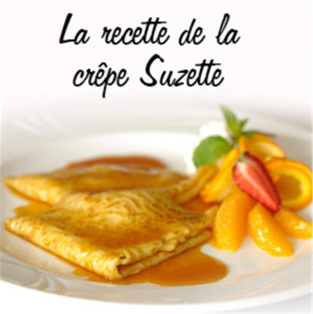 Crepe Suzette Recipe Tom Press