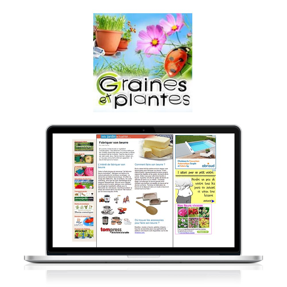 Comment Faire Pour Me Relaxer seeds and plants no. 98 - tom press